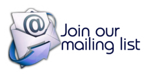 Join Our Mail List